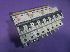 Merlin-Gerin multi9 C60N Circuit Breaker C6 2-pole Lot 4, USED