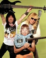 """SPINAL TAP"" HARRY SHEARER CHRISTOPHER GUEST MICHAEL McKEAN - 8X10 PHOTO (CC693)"