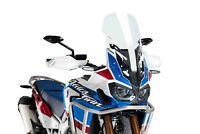 PUIG TOURING SCREEN HONDA CRF1000L AFRICA TWIN ADVENTURE SPORTS 18 CLEAR