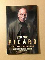 Star Trek: Picard IDW 2020 TPB Graphic Novel