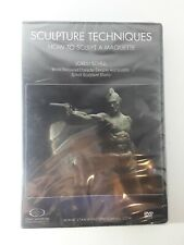 How to Sculpt a Character Maquette - Human Anatomy, New, RARE