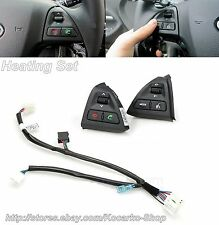 Heated Steering Wheel Remote Control Switch & Wire 3EA KIA for Picanto 11 12 13