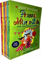 Princess Mirror-Belle Collection 6 Books Set For Confident Reader JuliaDonaldson