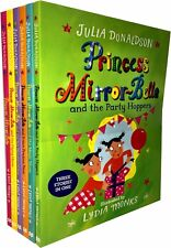 Princess Mirror-belle Series 6 Books Collection Set by Julia Donaldson