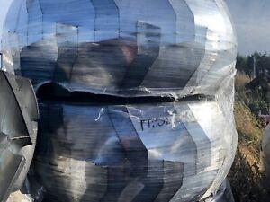 19.5L-24 Tires And Rims Pair Mahindra Tractor Titan 8 Lug 8 Ply