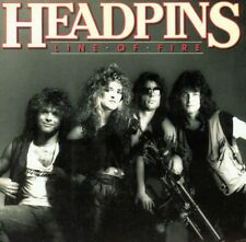 The Headpins - Line of Fire