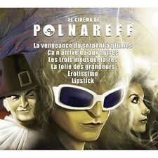 MICHEL POLNAREFF CD LE CINEMA DE POLNAREFF