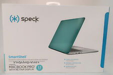"Speck SmartShell Case For MacBook Pro 13"" w/Retina Display (Mykonos Blue) NEW"