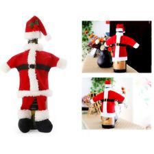 6PR2213 Weihnachtsmann 12x11x26 cm rot