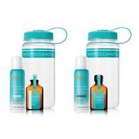 Moroccanoil Gym Refresh Kit - Dark / Light Tones 1.7 oz & Treatment 0.85 oz