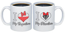 I Love my Girlfriend - Boyfriend Valentines Gifts for Couples Coffee Mugs MCP110