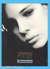 QUATTROR987-PUBBLICITA'/ADVERTISING-1987- PIONEER KEH 9080B