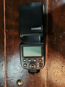 Neewer NW865S Wireless Flash for Sony camera