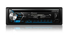 NEW Pioneer DEH-S4000BT Single 1 DIN CD MP3 Player Bluetooth MIXTRAX USB AUX