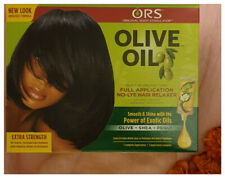 ORS Olive Oil No-Lye Extra Strength Relaxer Kit - Australia stock