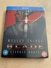 Blade Blu Ray steelbook. New and sealed.