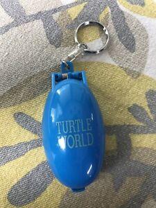 takara pocket critter keychain turtle world