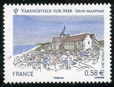 STAMP / TIMBRE de FRANCE NEUF N° 4562 ** VARENGEVILLE SUR MER