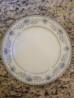 "Noritake BLUE HILL #2482 Fine China - 10 1/2"" Dinner Plate"