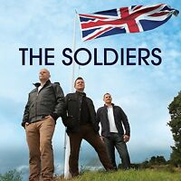 THE SOLDIERS The Soldiers 2012 16-track CD album NEW/UNPLAYED Mike Rutherford