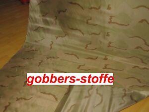 TARN STOFF Nato-camouflage - Military Wüste  PES 158cm