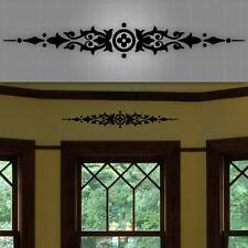 "Decorative Window Accent Decal, Door Accent Sticker, Wall Home Decor - 32"" x 5"""
