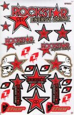 New Rockstar Energy Motocross ATV Enduro Racing Graphic stickers/decals. (st96)