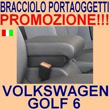 VOLKSWAGEN GOLF 6 - VI - bracciolo portaoggetti promozione-vedi tappeti auto-per
