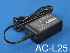 AC Adapter Battery Charger Power For Sony Handycam DCR-HC46 DCR-HC46E DCR-HC47E