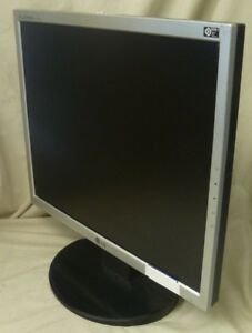 """17"""" LG Flatron L1753SS L1753S LCD VGA Monitor Complete With Power Lead"""