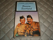 VHS VIDEO TAPE..........LAURAL AND HARDY.................FREE POSTAGE.