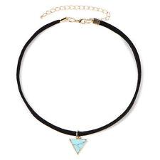 Velvet Turquoise Fashion Necklaces & Pendants