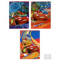 Cuaderno Paquete 10 Piezas Maxi Cuaderno A4 Disney Cars 1 Fila 3379