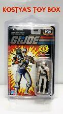 GI Joe Cobra STORM SHADOW MOC 25TH Anniversary New Factory Sealed Action Figure