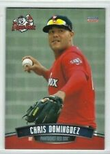 2016 Pawtucket Red Sox (Triple-A Boston Red Sox) Chris Dominguez