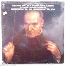 Sealed Bruno Walter Conducts Haydn: No. 88 Symphony LP COLUMBIA RECORD US 1980