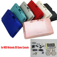 Housing Shell Protective Case Cover with Buttons For NDS Games DS Game Console