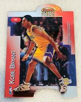 Kobe Bryant 1999 Bowman's Best Fusion LA Lakers Insert Card - Eddie Jones - Mint