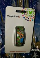 Disney GOOFY Ultimate All Over Green Magic Band 2.0 Magicband Parks NEW