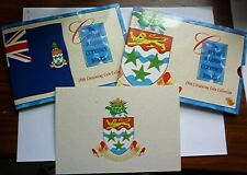 1996 Cayman Islands - Official Bu Mint Set (4) - Royal Mint Sealed - Beauty!