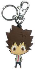 Hitman Reborn Tsuna SD PVC Key Chain Anime Licensed MINT