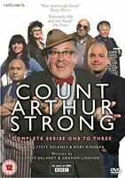 Count Arthur Strong: The Complete Series 1-3 [DVD][Region 2]