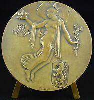 Medalla centenario de La revolución belga 1830 sc Rau bélgica Bélgica medal