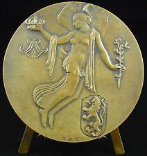 Médaille centenaire de La révolution belge de 1830 sc Rau Belgique belgium medal
