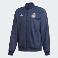 Brand New Official Adidas Bayern Munich 18-19 Anthem Jacket DP4023 Men's Size XL