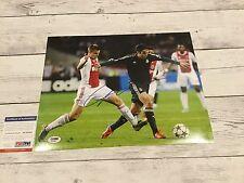 Ricardo KaKa Signed Real Madrid 11x14 Photo PSA DNA COA Brasil Autographed a