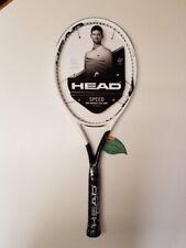 Head Speed S Graphene 360 + 4 1/4 Tennis Racquet. Free Stringing!