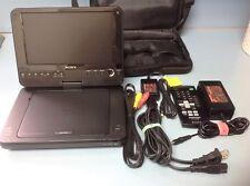 "Sony Dvp-Fx811 Portable Dvd Player (8"") Full genuine Accessories & case Sony"