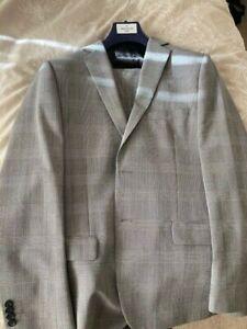 Daniel Hetcher 3 piece suit in Prince of Wales Check