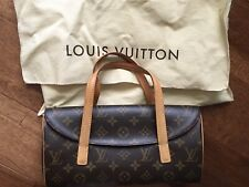 Auth Louis Vuitton Monogram Sonatine Hand Bag M51902 LV